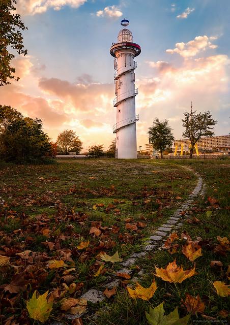 Lighthouse Vienna autumn