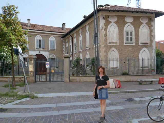Milano - Via Domenico Berra