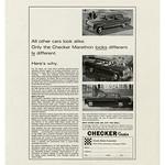 Mon, 2020-10-26 11:03 - Checker Marathon (1965)