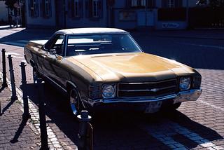 Chevrolet El Camino 350