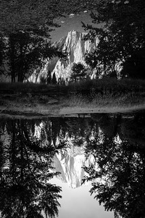 Yosemite Point, Merced, Reflection