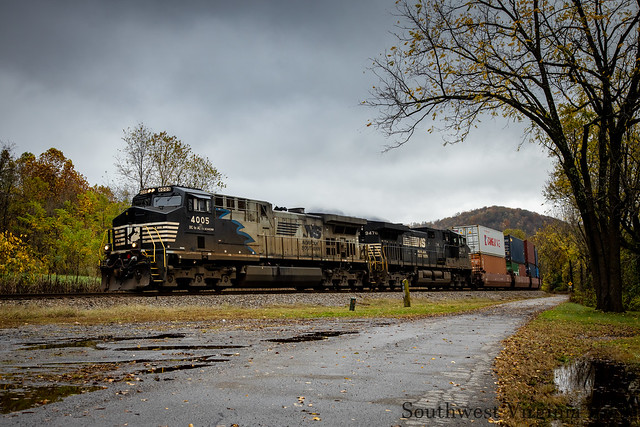 4005 leading NS 234. Wabun, Va.