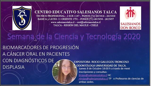 Semana de la Ciencia y Tecología