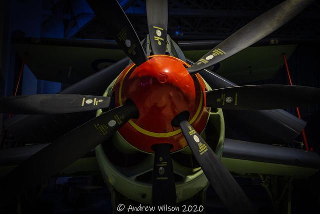 Royal Navy Fairey Gannet