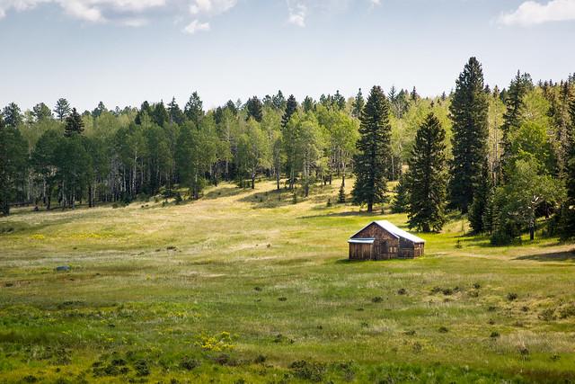 Cheesman Ranch House