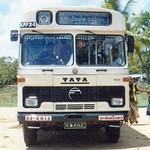 63-4613 Keppetipola Depot Tata - LP 1510 /52 B type Bus at  Serunuwara in 12.07.2003