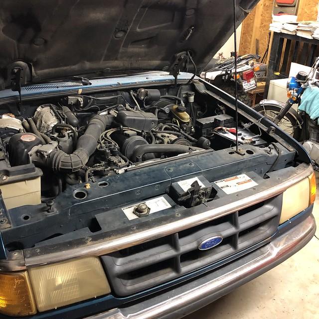 1994 Ford Ranger TDUBHAULER