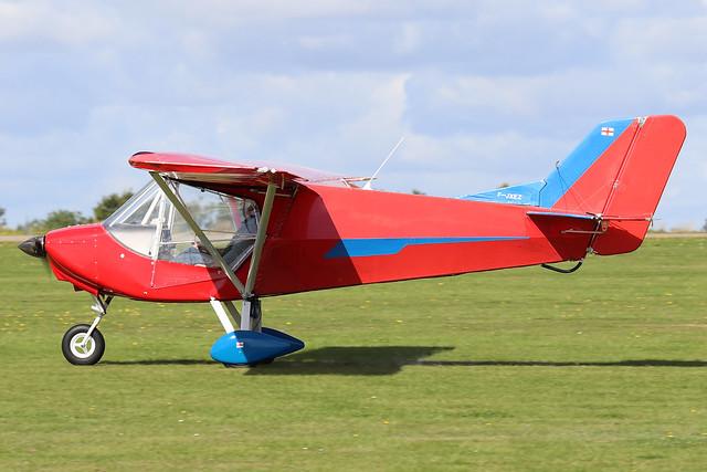 F-JXEZ  -  Raj Hamsa X-Air H Hawk c/n 1152  -  EGBK 1/9/19