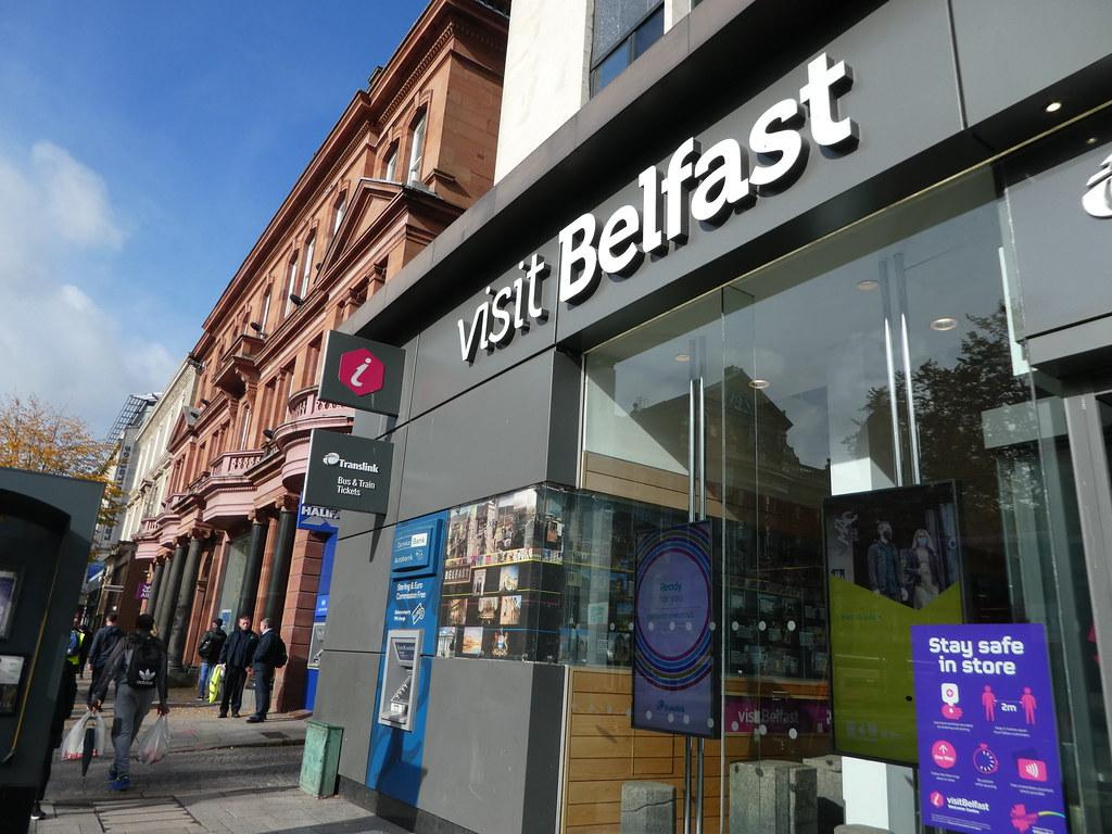 Visit Belfast Tourist Office