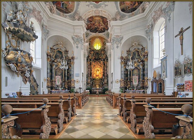 Witzighausen - Pilgrimage Church of the Birth of Mary