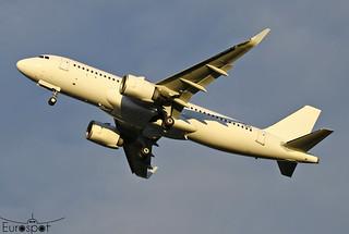 F-WWIZ Airbus A320 Neo Sky Express