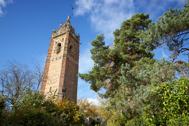 Cabot tower.