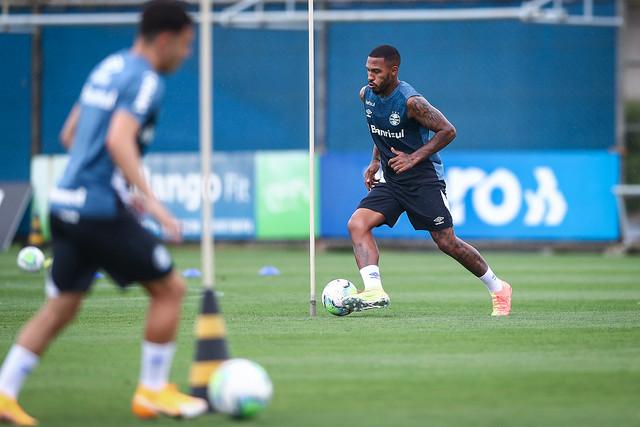 Treino Grêmio 26/10/2020