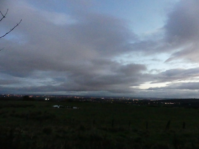 Glasgow from Mugdock