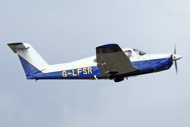 G-LFSR  -  Piper PA-28R T-201 Arrow IV c/n 28R-7918091  -  EGBK 16/10/20