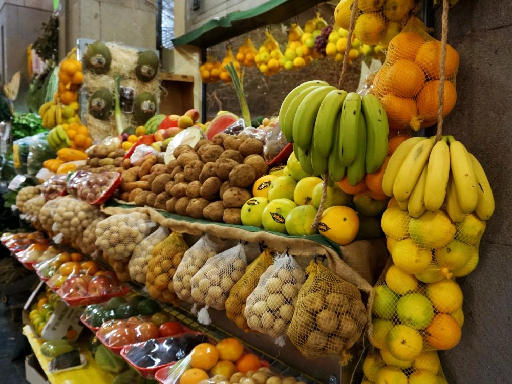 Vegueta Market Las Palmas
