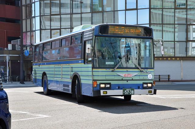 Sendai City Bus 57-3