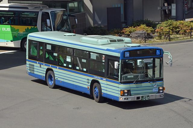 xxx 12 Sendai City Bus 12-07
