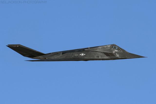 USAF 'DARK KNIGHTS' F-117 LEHI1
