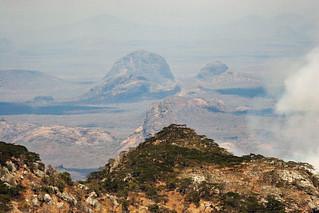 View from Serra Mecula, Reserva do Niassa, Mozambique