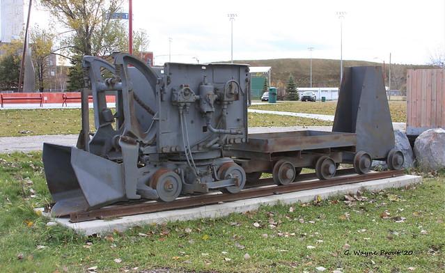 Atlas Copco LM-56 Mucking Machine