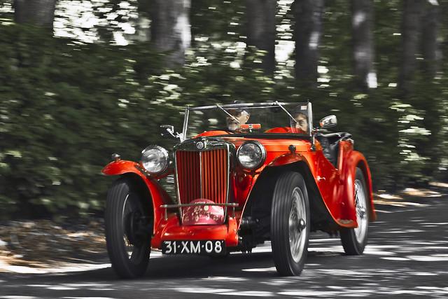 MG TA Midget 1936 (6132)