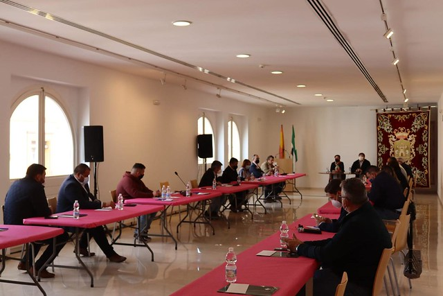 Foro Alcaldes Villaverde del Río