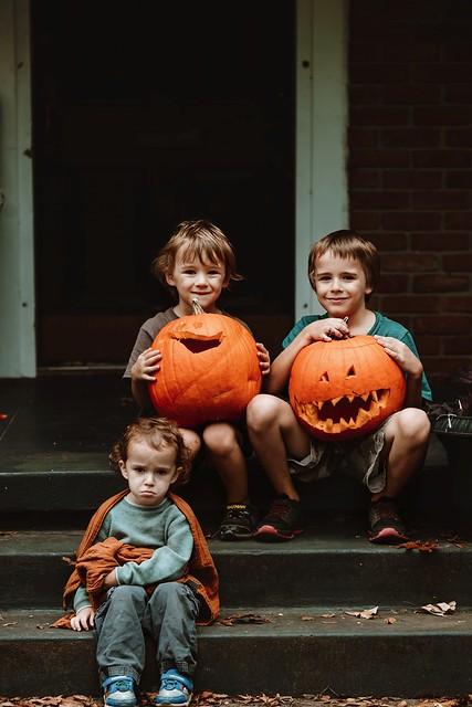 I Want Their Pumpkins!