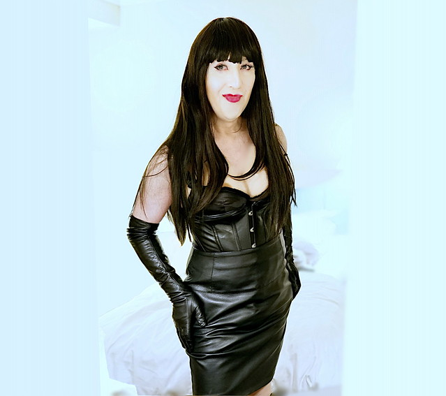 """261_part 2-(Continued from 260) Mistress Jobeth vs. James Bond. """"Your body seems honestly beginning to respond to me."""""""
