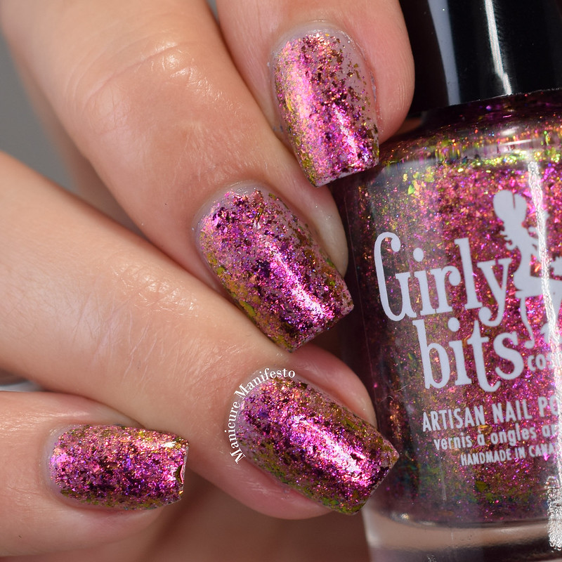 Girly Bits Cosmetics Queen Of The Dark review