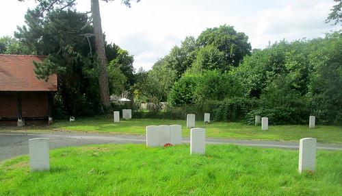 Chester, War Graves, Overleigh Cemetery