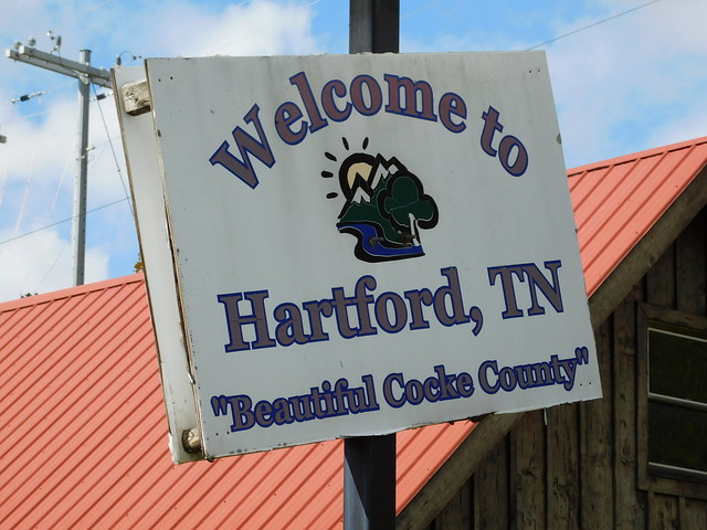 Welcome to Hartford, Tennessee