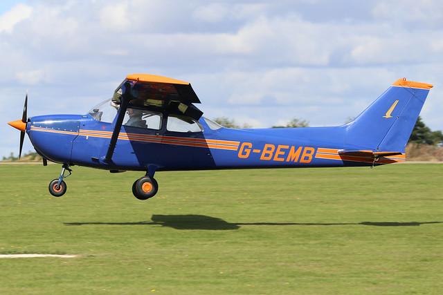G-BEMB  -  Reims/Cessna F172M Skyhawk F172-1487  -  EGBK 1/9/19