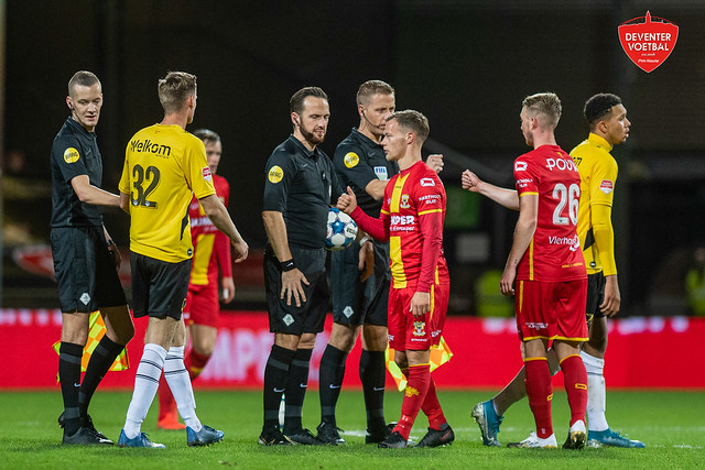 Go Ahead Eagles-NAC Breda KNVB Beker 26-10-2020