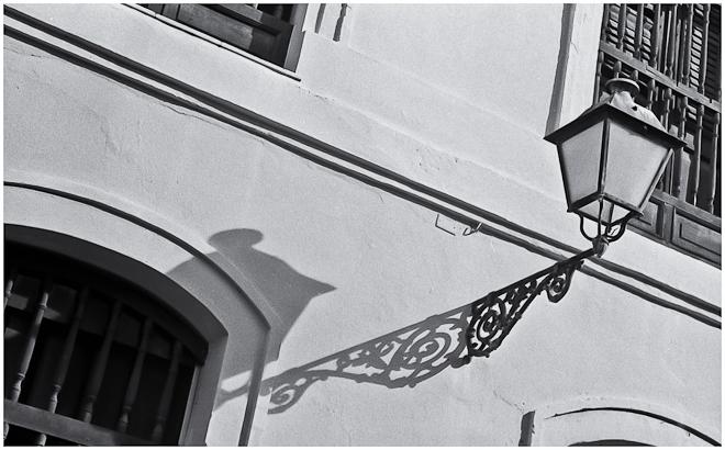 Lámpara Sanjuanera (San Juan Lamp)
