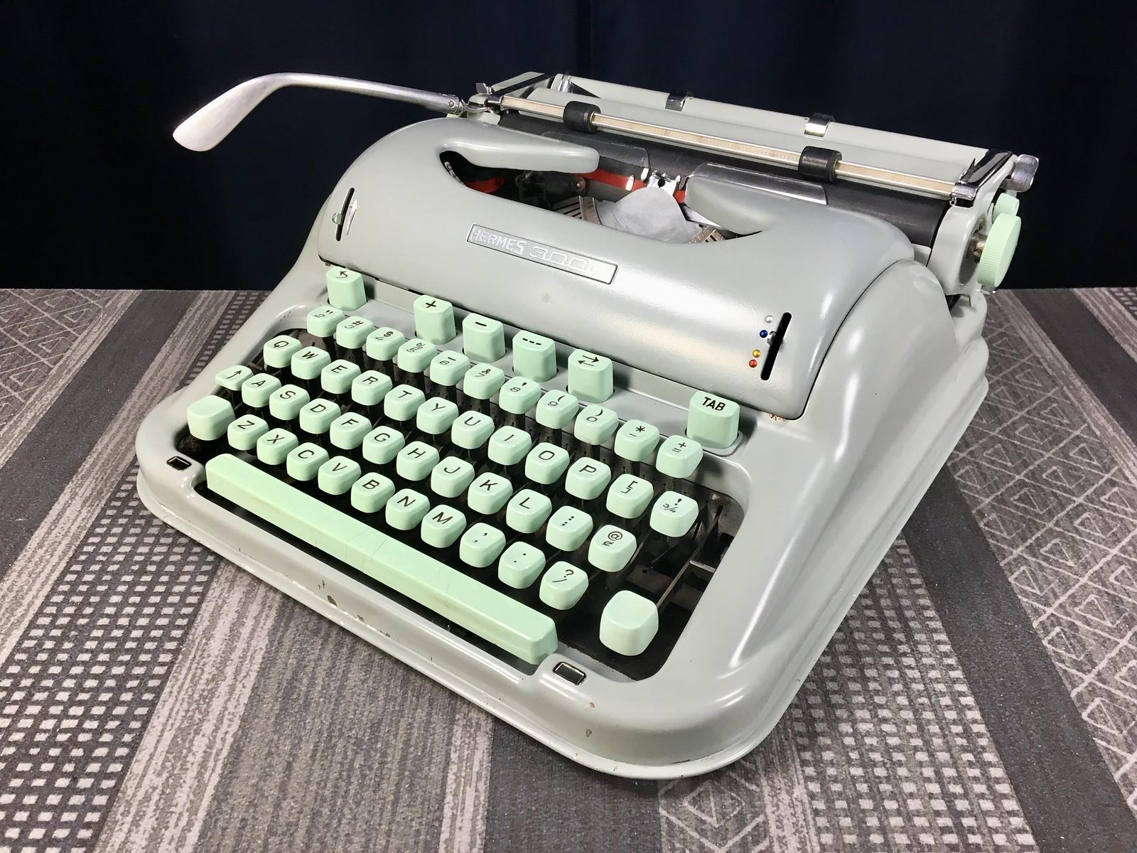 1961 Hermes 3000