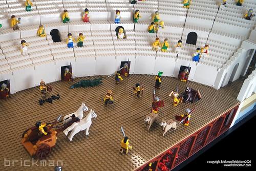 LEGO brick Colosseum v2