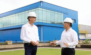 Covestro has started up its operation of a new production line for PC films