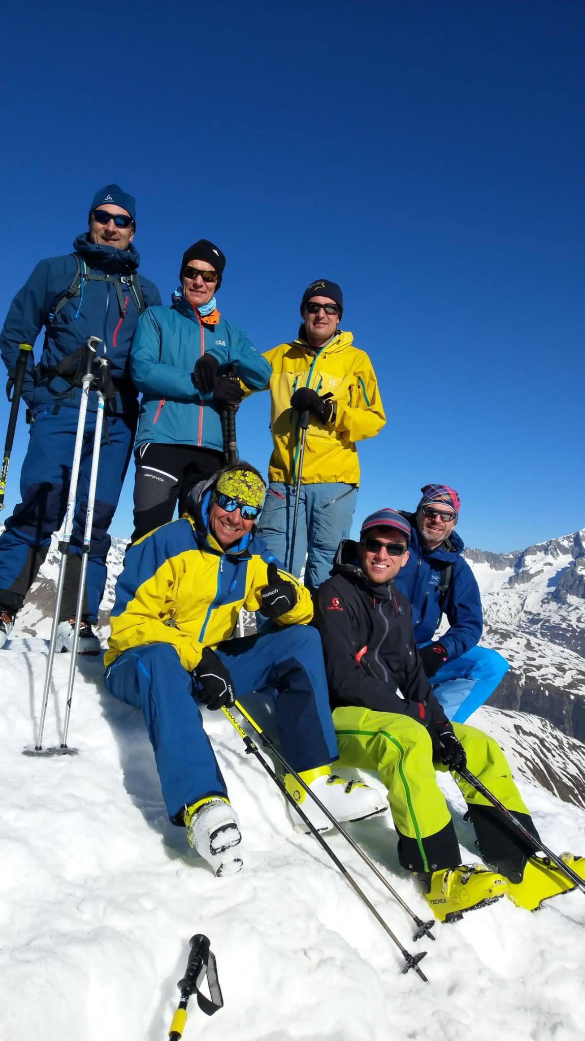 Skitour - Mai 2020