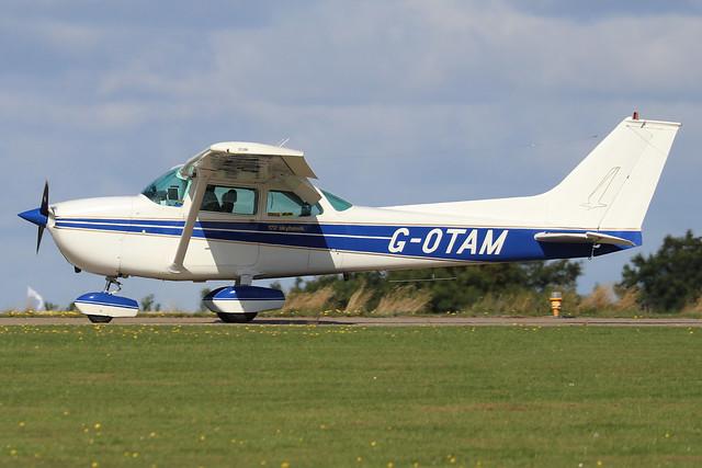 G-OTAM  -  Cessna 172M Skyhawk c/n 172-64098  -  EGBK 1/9/19