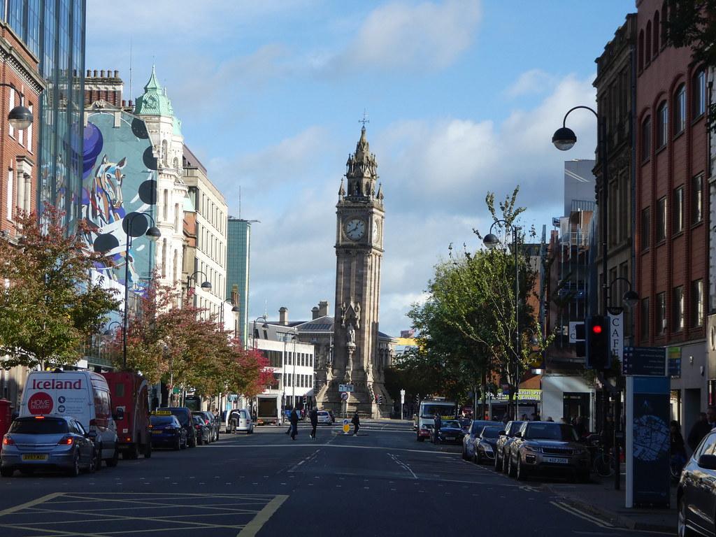 Jam Memorial Albert, Belfast