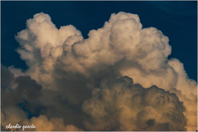Fascinación por las nubes / Fascination with clouds
