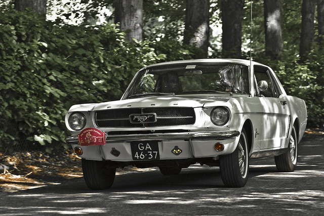 Ford Mustang 1965 (5857)