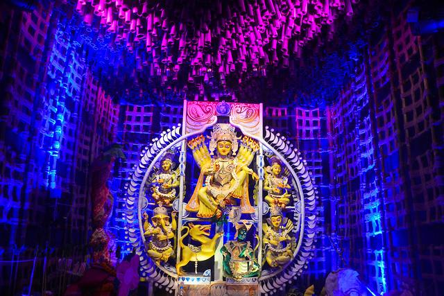 Durga Puja - Kolpotoru Songho