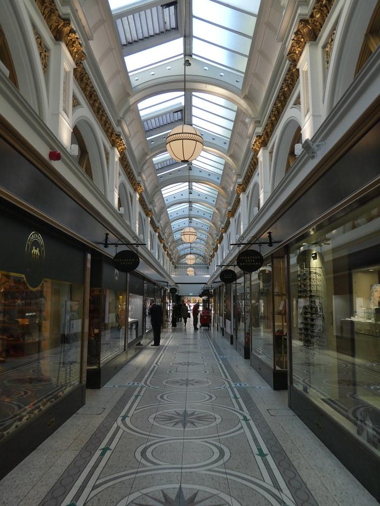 Queen's Arcade, Belfast