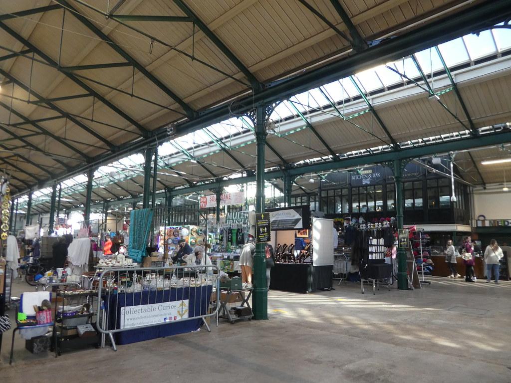 Pasar St. George, Belfast