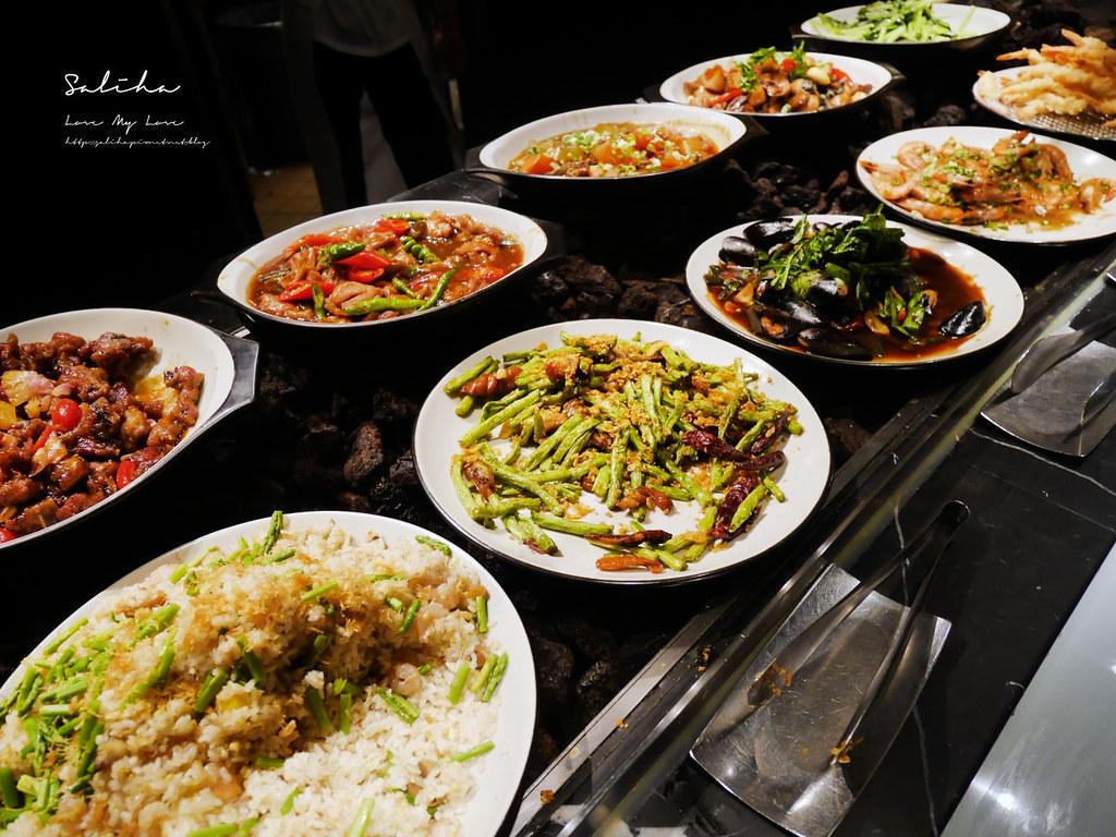 台北飯店吃到飽推薦晶華酒店栢麗廳 晚餐buffet中山區中山站柏麗廳 (9)