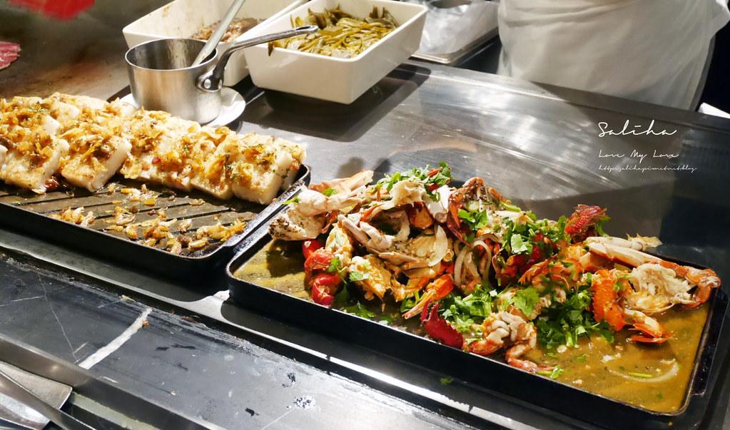 台北飯店吃到飽推薦晶華酒店栢麗廳 晚餐buffet中山區中山站柏麗廳 (4)