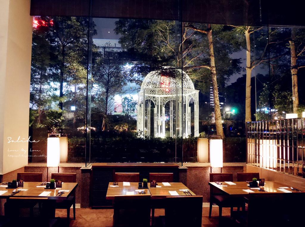 台北中山區中山站浪漫餐廳氣氛好晶華酒店栢麗廳約會情人節餐廳推薦 (1)