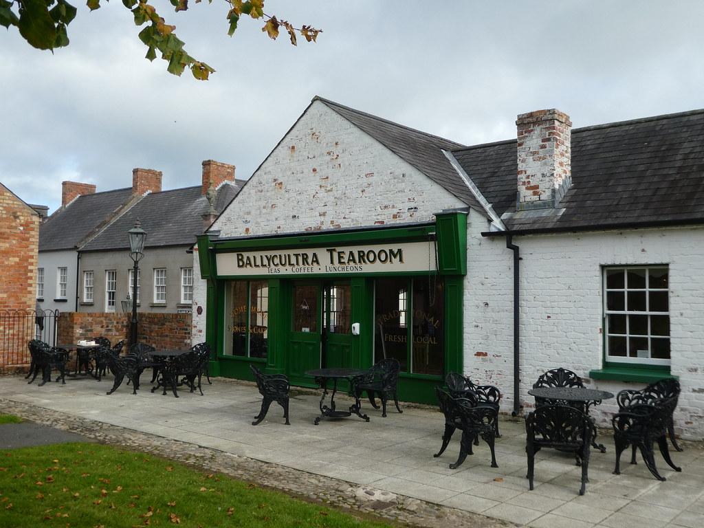 Ballycultra Tearoom, Museum Rakyat Ulster